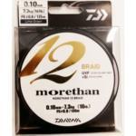 MORETHAN 12 BRAID 0,10MM 135MT LIME GREEN (VERDE CHIARO)